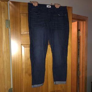 Paige jeans Kylie Crop
